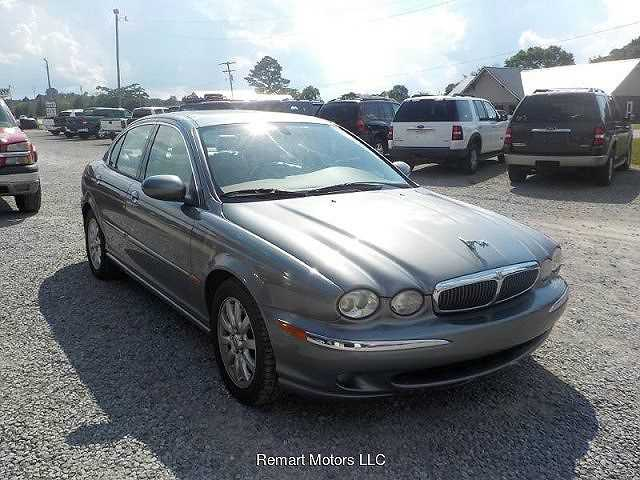 Jaguar X-Type 2002 $4900.00 incacar.com