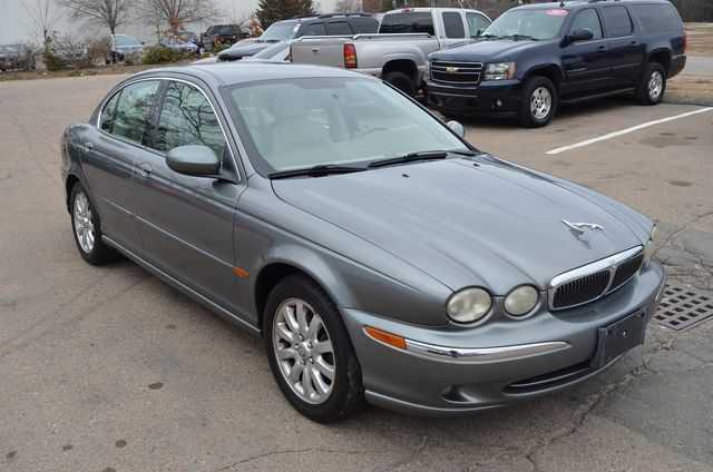 Jaguar X-Type 2002 $1900.00 incacar.com