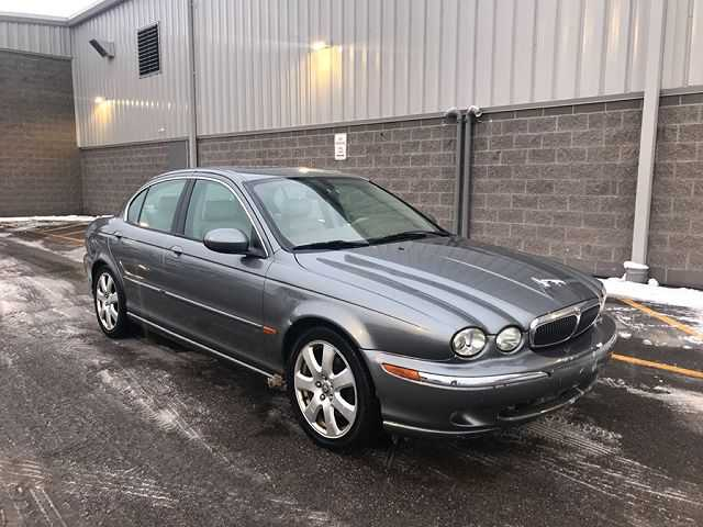 Jaguar X-Type 2003 $1287.00 incacar.com