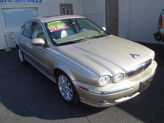 Jaguar X-Type 2003 $3999.00 incacar.com