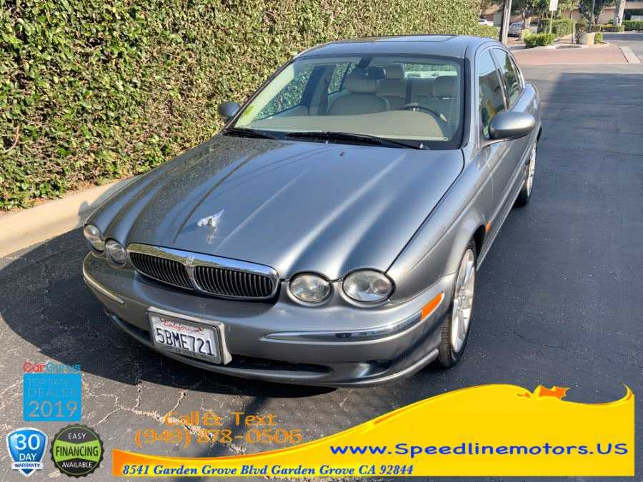 Jaguar X-Type 2003 $6990.00 incacar.com