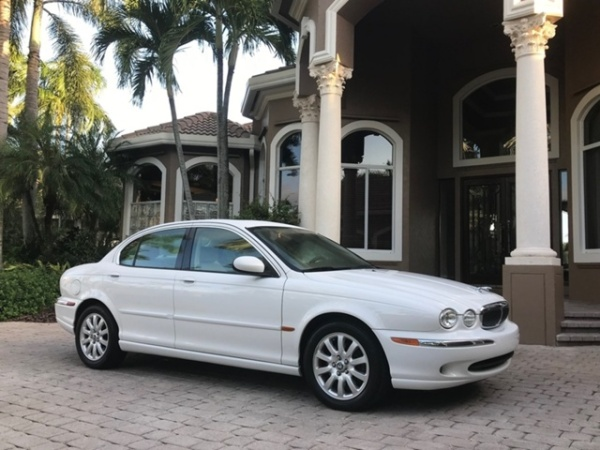 Jaguar X-Type 2003 $11990.00 incacar.com