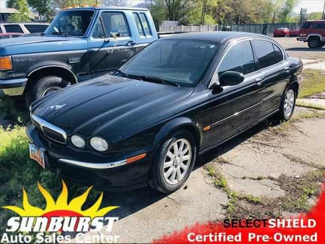 Jaguar X-Type 2003 $495.00 incacar.com