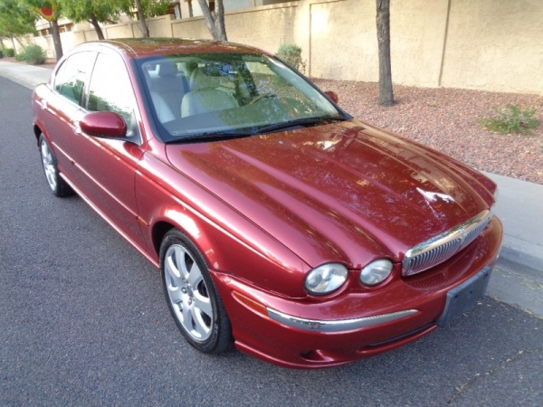 Jaguar X-Type 2004 $3450.00 incacar.com