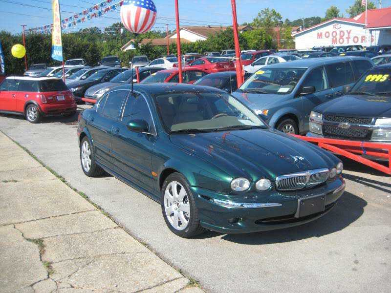 Jaguar X-Type 2004 $8995.00 incacar.com