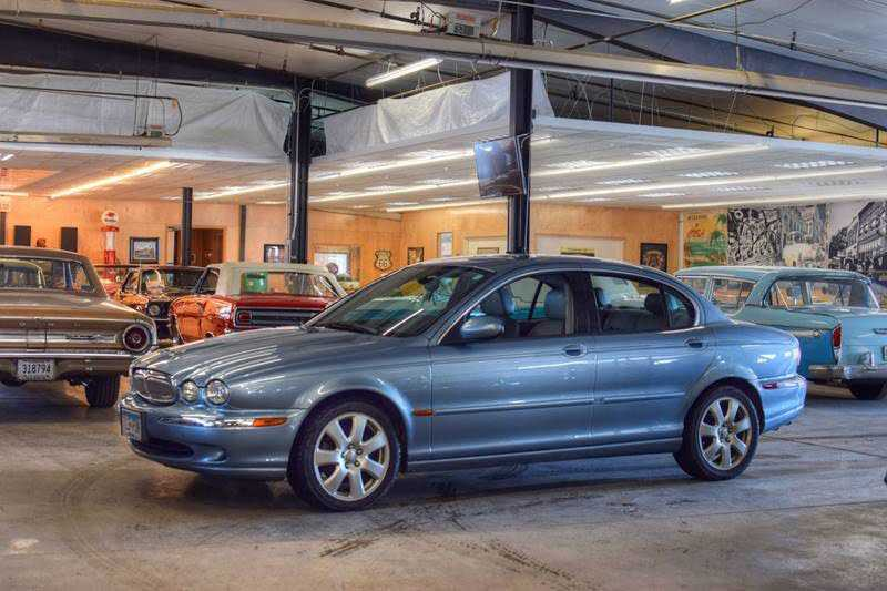 Jaguar X-Type 2004 $6900.00 incacar.com