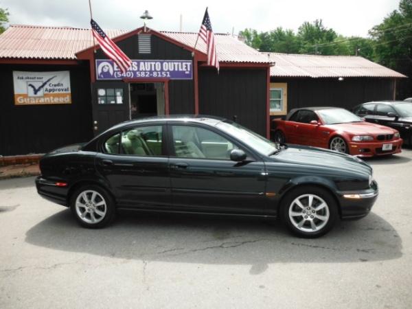 Jaguar X-Type 2004 $2996.00 incacar.com