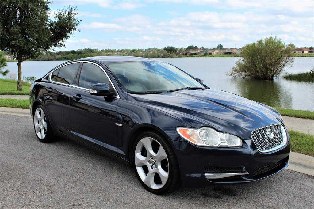 Jaguar XF 2009 $11999.00 incacar.com