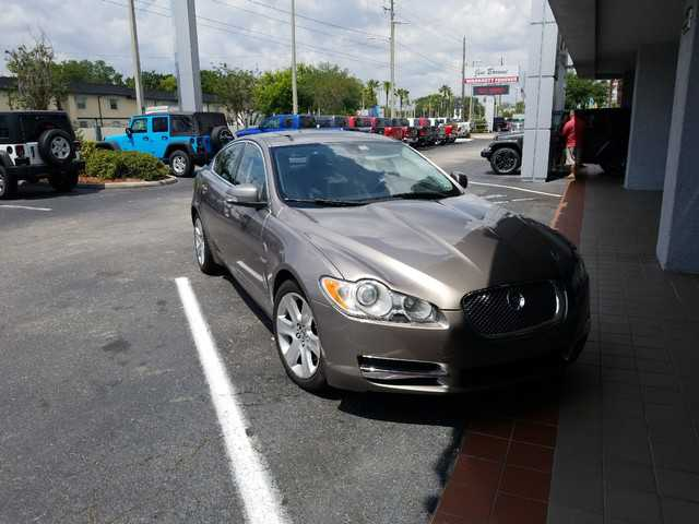 Jaguar XF 2009 $12995.00 incacar.com