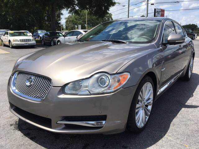 Jaguar XF 2011 $18925.00 incacar.com