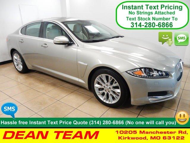 Jaguar XF 2013 $26950.00 incacar.com