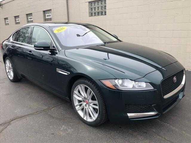 Jaguar XF 2016 $21799.00 incacar.com