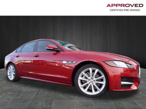 Jaguar XF 2016 $49900.00 incacar.com