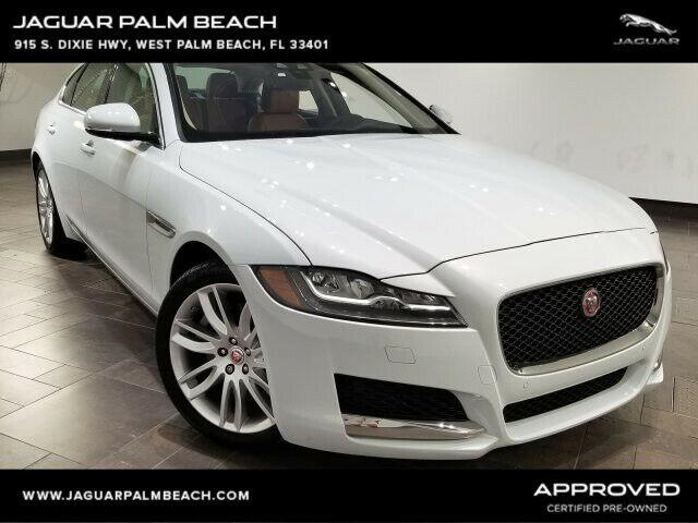 Jaguar XF 2018 $53990.00 incacar.com