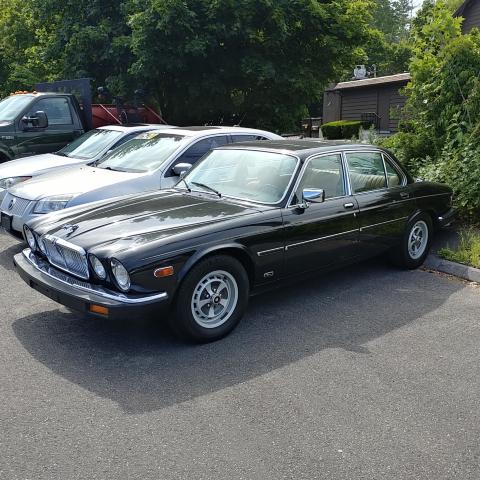 Jaguar XJ 1987 $3500.00 incacar.com