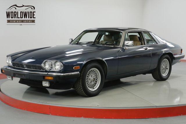 Jaguar XJ 1989 $12900.00 incacar.com