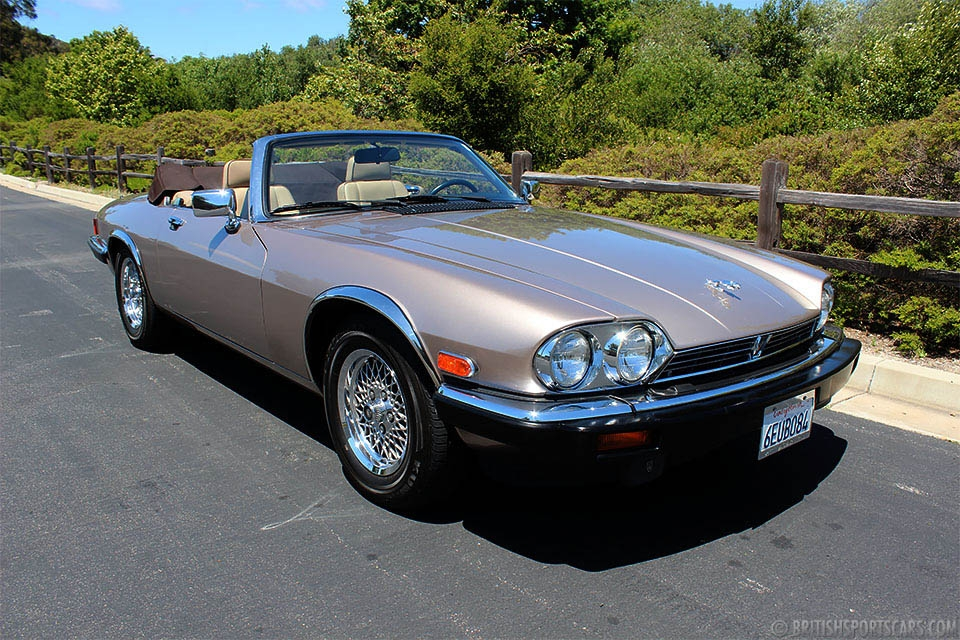 Jaguar XJ 1990 $17995.00 incacar.com