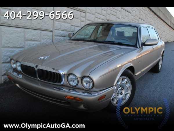 Jaguar XJ 2000 $4995.00 incacar.com