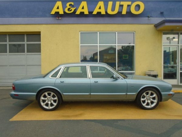 Jaguar XJ 2002 $6995.00 incacar.com