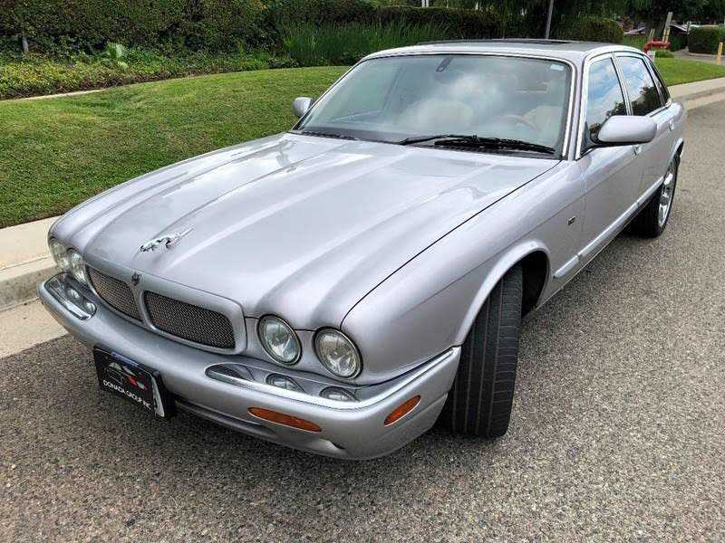 Jaguar XJR 2002 $4995.00 incacar.com