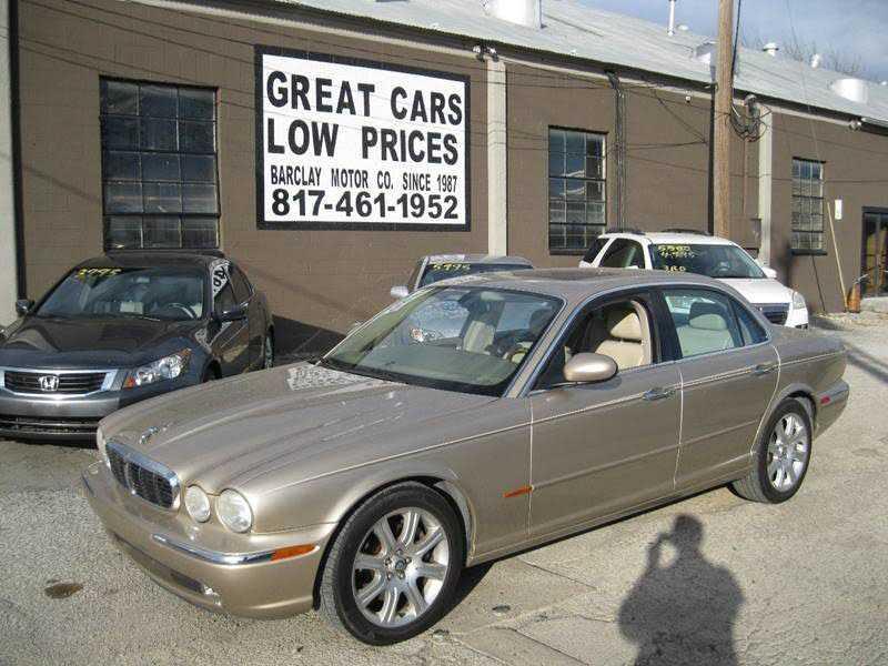 Jaguar XJS 2004 $3500.00 incacar.com