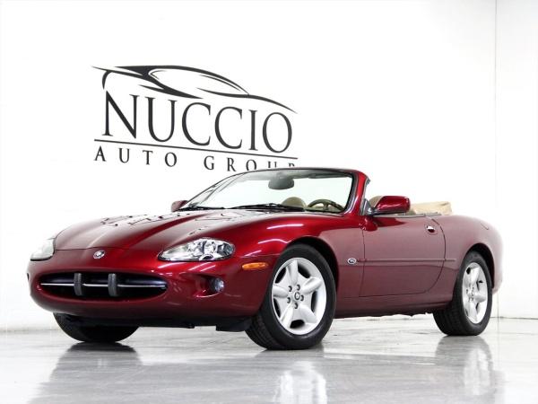 Jaguar XK 1997 $15900.00 incacar.com