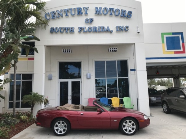Jaguar XK 1997 $7900.00 incacar.com