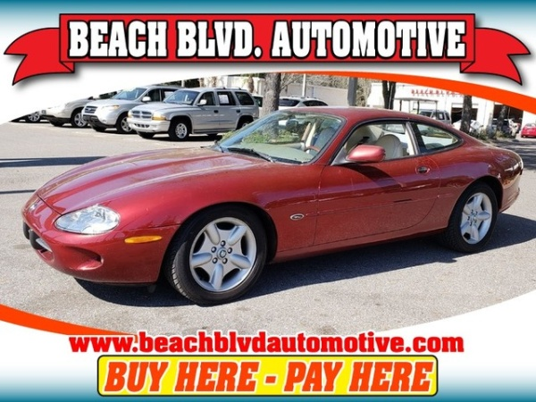Jaguar XK 1997 $3988.00 incacar.com