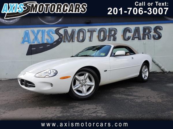Jaguar XK 1998 $9500.00 incacar.com
