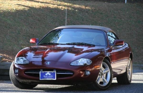 Jaguar XK 1998 $7795.00 incacar.com