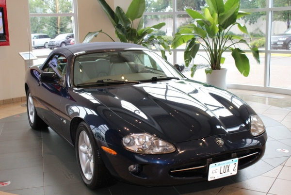 Jaguar XK 1998 $14999.00 incacar.com