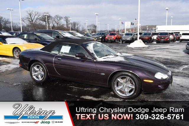 Jaguar XK 1998 $8990.00 incacar.com