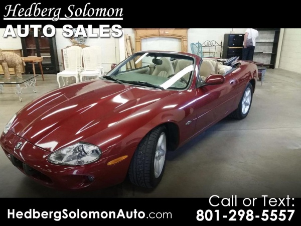 Jaguar XK 1999 $7795.00 incacar.com