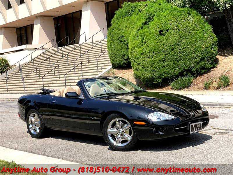 Jaguar XK 1999 $7495.00 incacar.com