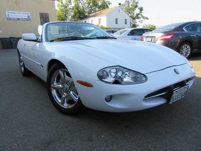 Jaguar XK 1999 $9800.00 incacar.com