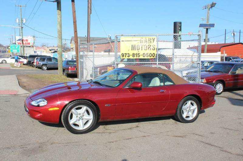 Jaguar XK 1999 $5500.00 incacar.com