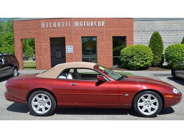 Jaguar XK 2000 $13528.00 incacar.com