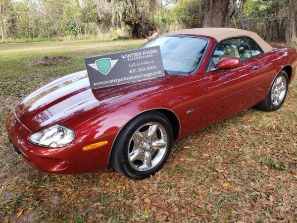 Jaguar XK 2000 $8988.00 incacar.com