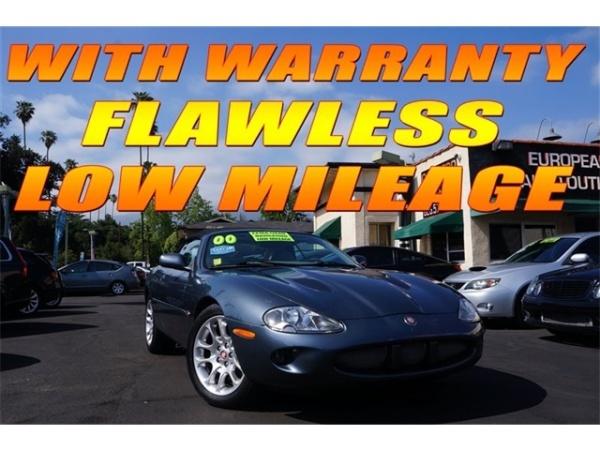 Jaguar XK 2000 $10000.00 incacar.com