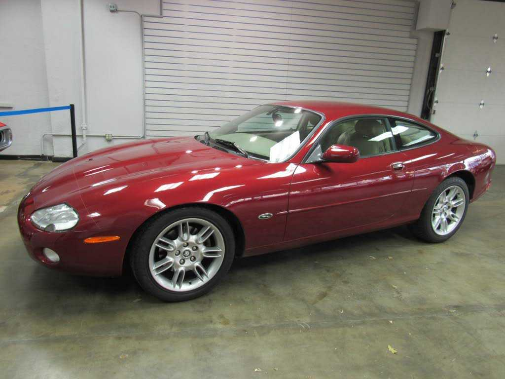 Jaguar XK 2001 $11999.00 incacar.com