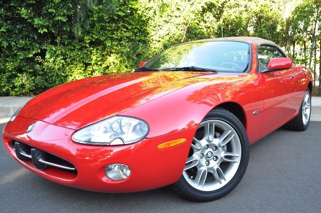 Jaguar XK 2002 $17995.00 incacar.com