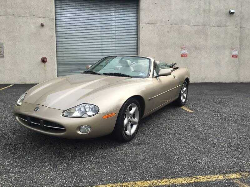 Jaguar XK 2002 $8495.00 incacar.com