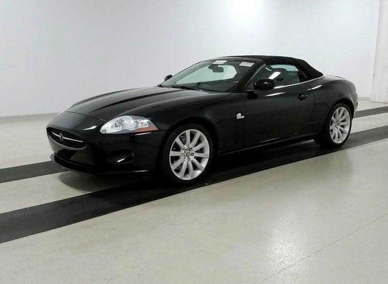 Jaguar XK 2007 $22600.00 incacar.com