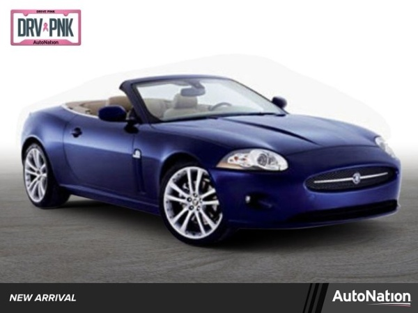 Jaguar XK 2007 $23881.00 incacar.com