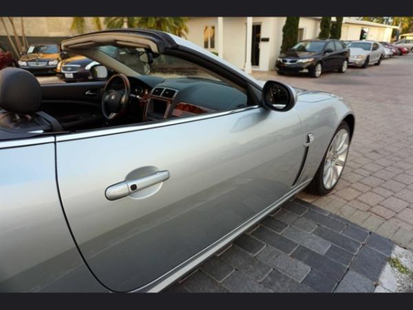 Jaguar XK 2007 $23900.00 incacar.com