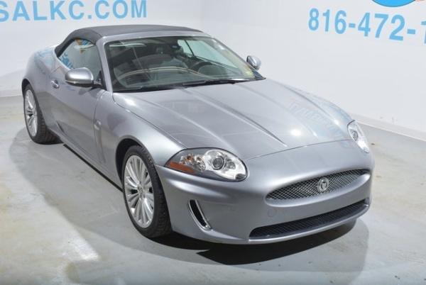 Jaguar XK 2011 $27850.00 incacar.com