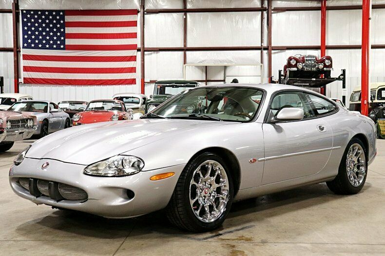 Jaguar XKR 2000 $9900.00 incacar.com