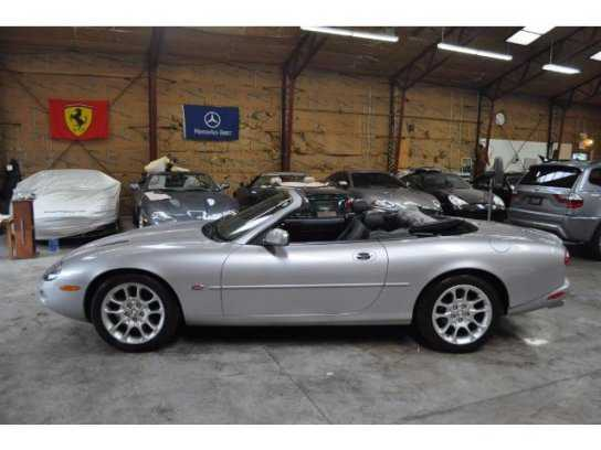 Jaguar XKR 2001 $17999.00 incacar.com