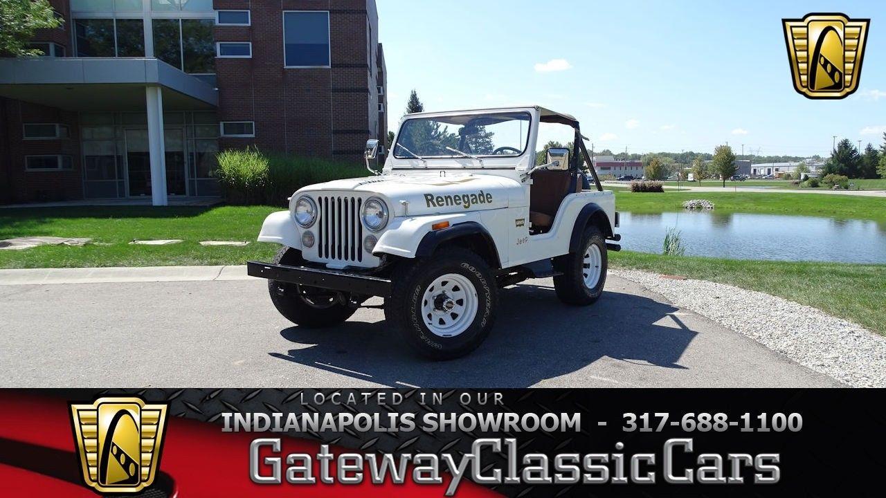 Jeep CJ 1978 $13995.00 incacar.com
