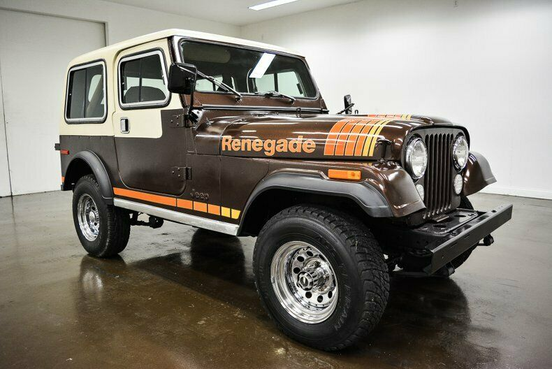 Jeep CJ 1980 $12999.00 incacar.com